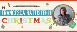 The Francesca Battistelli Christmas