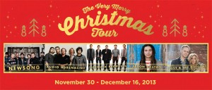 The Very Merry Christmas Tour